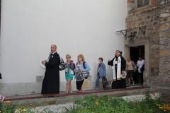 Rozpoczęcie 17-stej  Pieszej Pielgrzymki na Kalwarię Pacławską