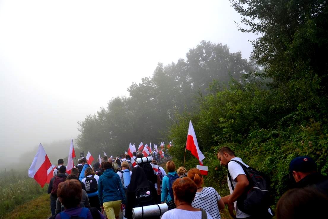 4-ty dzień pielgrzyki do Kalwarii i powrót 0 (09)