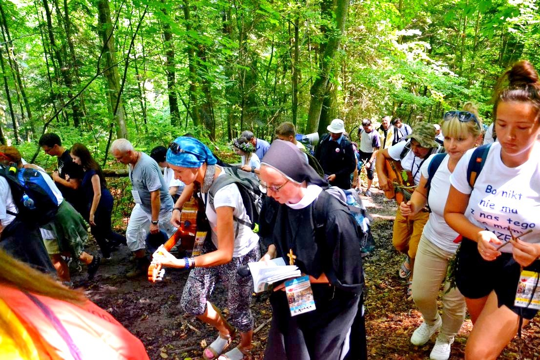 4-ty dzień pielgrzyki do Kalwarii i powrót 0 (74)