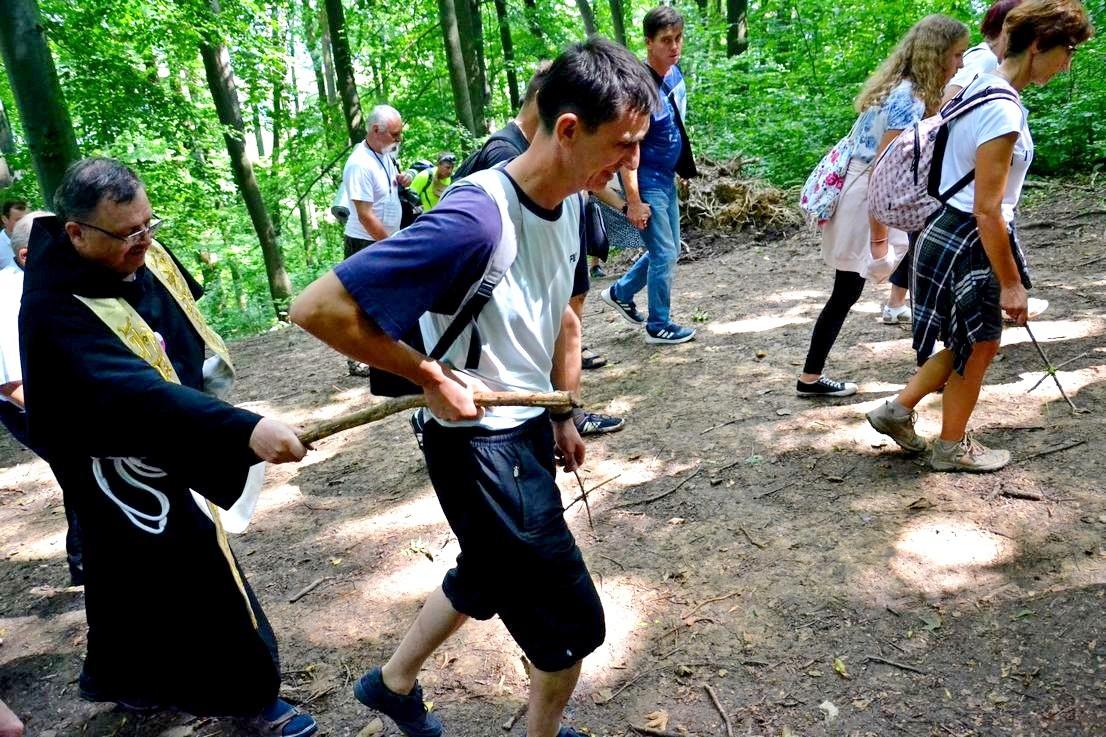 4-ty dzień pielgrzyki do Kalwarii i powrót 0 (80)