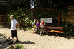 Wycieczka ministrantów - Bieszczady - Caritas Myczkowce Ogród biblijny (1)