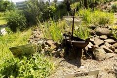 Wycieczka ministrantów - Bieszczady - Caritas Myczkowce Ogród biblijny (10)