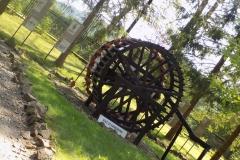 Wycieczka ministrantów - Bieszczady - Caritas Myczkowce Ogród biblijny (12)