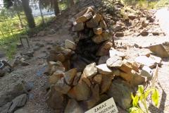 Wycieczka ministrantów - Bieszczady - Caritas Myczkowce Ogród biblijny (4)