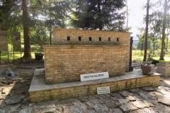 Wycieczka ministrantów - Bieszczady - Caritas Myczkowce Ogród biblijny (7)