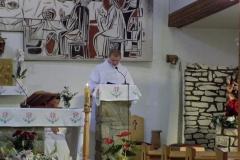 Wycieczka ministrantów - Bieszczady Msza Święta i nab. czerwcowe (2)