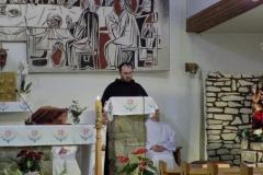 Wycieczka ministrantów - Bieszczady Msza Święta i nab. czerwcowe (3)