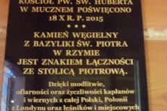 Wycieczka ministrantów - Bieszczady - Muczne kościół (12)