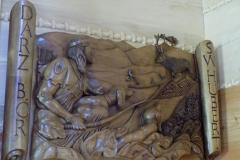 Wycieczka ministrantów - Bieszczady - Muczne kościół (4)
