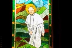 Wycieczka ministrantów - Bieszczady - Muczne kościół (6)