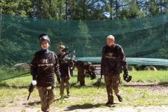 Wycieczka ministrantów - Bieszczady - Paintball Myczków (16)