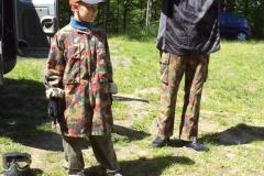 Wycieczka ministrantów - Bieszczady - Paintball Myczków (8)