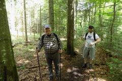 Wycieczka ministrantów - Bieszczady - wyjście na wielką Rawkę (3)