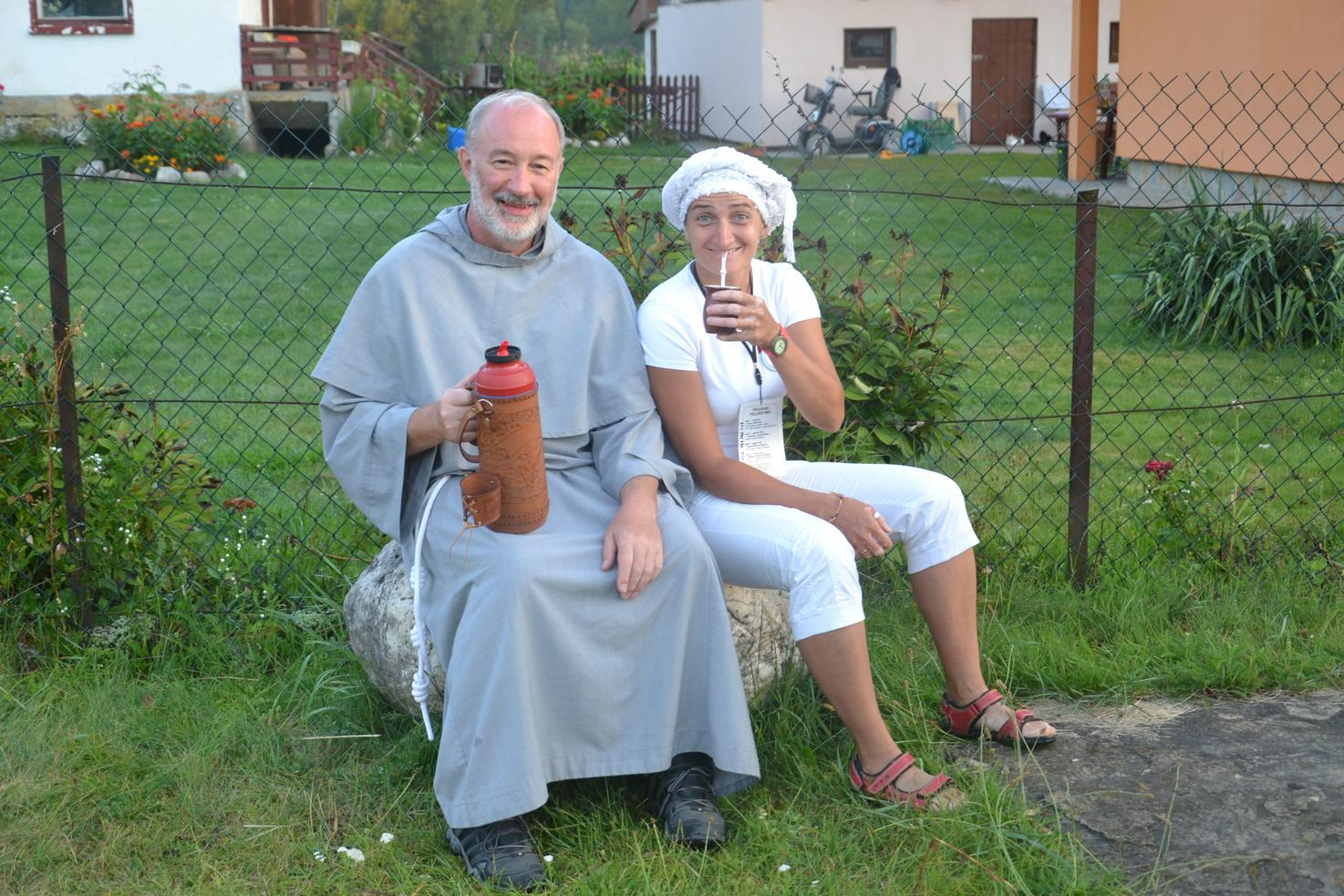 15 Piesza Pielgrzymka Krosno - Kalwaria Pacławska - dzień czwarty 12 sierpnia 2017 (02)