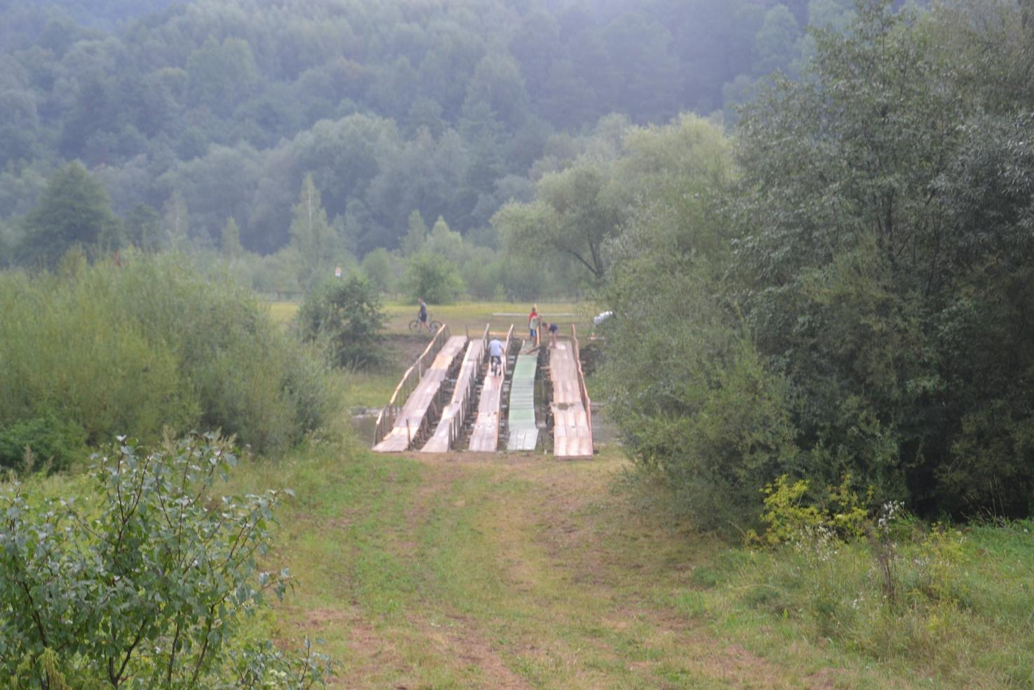 15 Piesza Pielgrzymka Krosno - Kalwaria Pacławska - dzień czwarty 12 sierpnia 2017 (96)