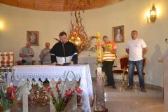15 Piesza Pielgrzymka Krosno - Kalwaria Pacławska - dzień czwarty 12 sierpnia 2017 (07)