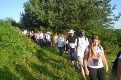 15 Piesza Pielgrzymka Krosno - Kalwaria Pacławska - dzień czwarty 12 sierpnia 2017 (09)