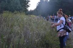 15 Piesza Pielgrzymka Krosno - Kalwaria Pacławska - dzień czwarty 12 sierpnia 2017 (18)