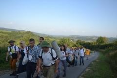 15 Piesza Pielgrzymka Krosno - Kalwaria Pacławska - dzień czwarty 12 sierpnia 2017 (21)