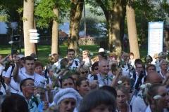 15 Piesza Pielgrzymka Krosno - Kalwaria Pacławska - dzień czwarty 12 sierpnia 2017 (35)