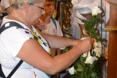 15 Piesza Pielgrzymka Krosno - Kalwaria Pacławska - dzień czwarty 12 sierpnia 2017 (40)