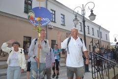 15 Piesza Pielgrzymka Krosno - Kalwaria Pacławska - dzień czwarty 12 sierpnia 2017 (4100)