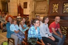 15 Piesza Pielgrzymka Krosno - Kalwaria Pacławska - dzień czwarty 12 sierpnia 2017 (4106)