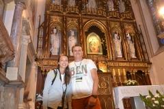 15 Piesza Pielgrzymka Krosno - Kalwaria Pacławska - dzień czwarty 12 sierpnia 2017 (4114)