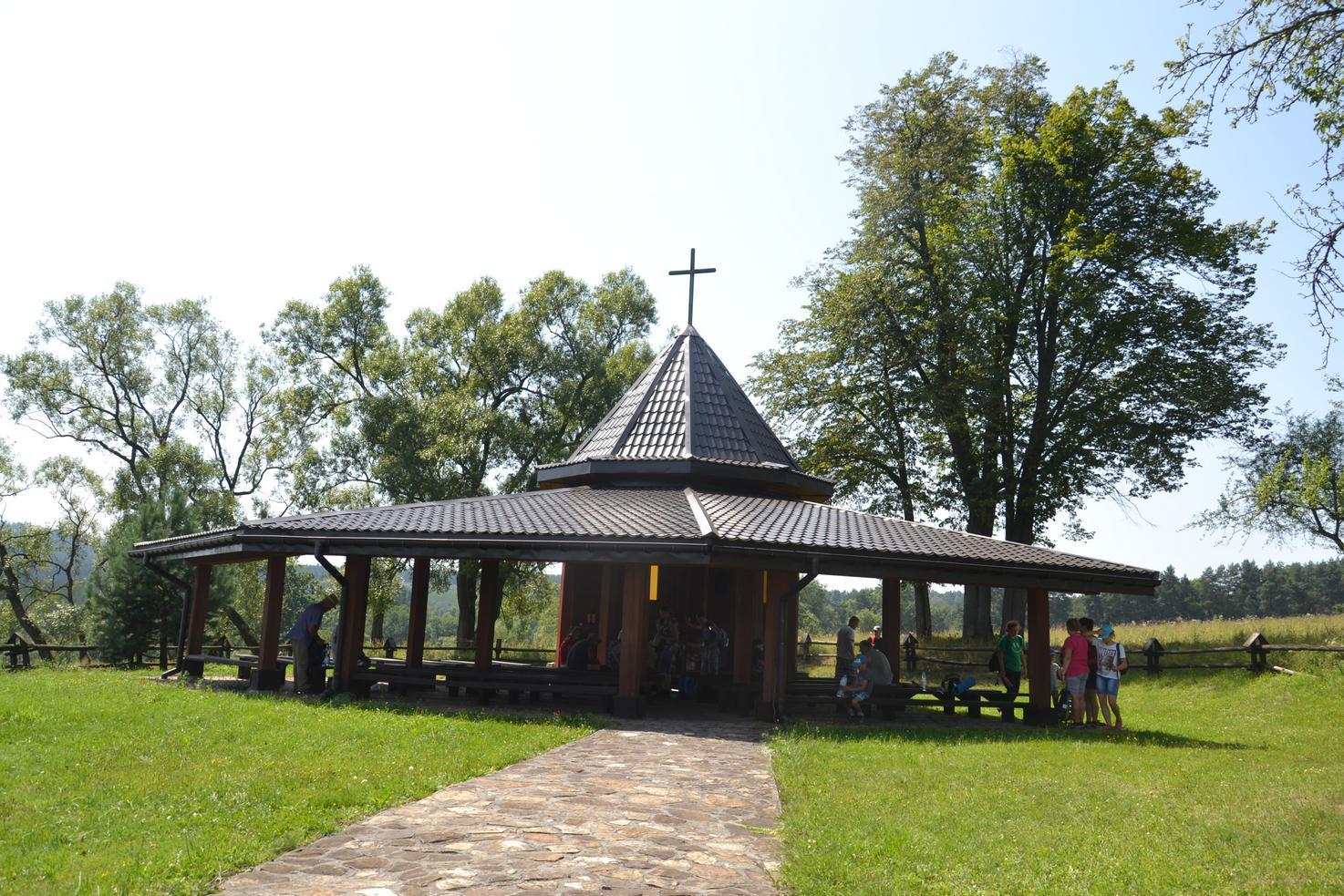 Trzeci dzień pielgrzymki do Kalwarii Pacławskiej 301 (71)