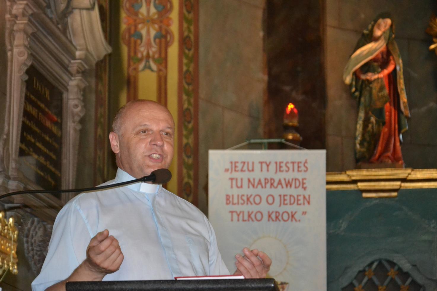 Trzeci dzień pielgrzymki do Kalwarii Pacławskiej 401 (103)