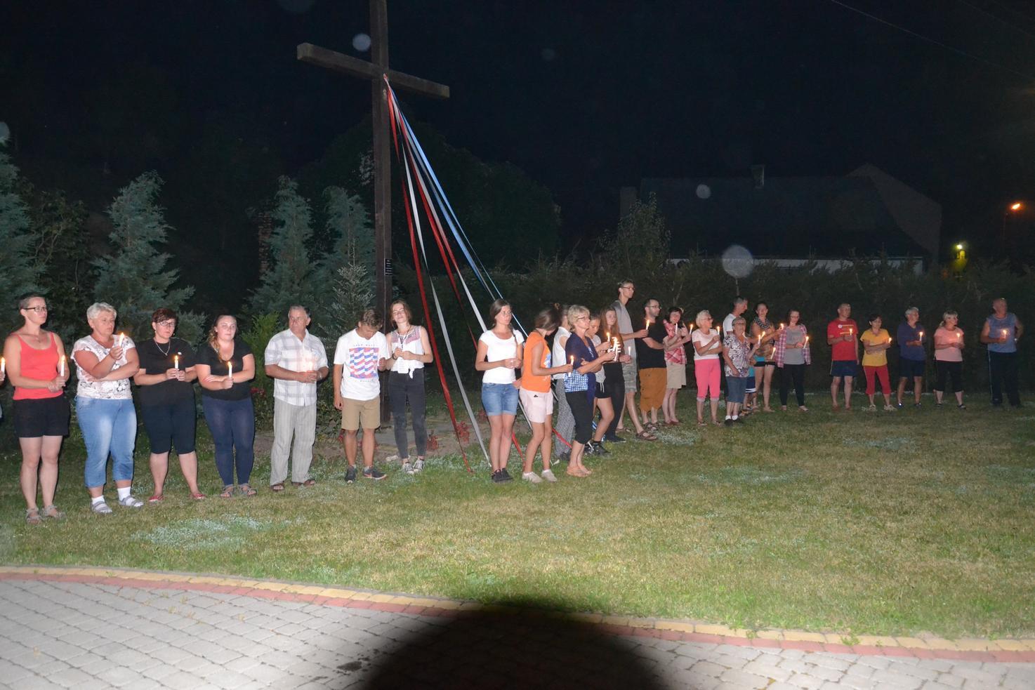 Trzeci dzień pielgrzymki do Kalwarii Pacławskiej 401 (115)
