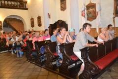 Trzeci dzień pielgrzymki do Kalwarii Pacławskiej 301 (01)