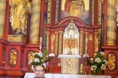 Trzeci dzień pielgrzymki do Kalwarii Pacławskiej 301 (03)