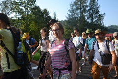 Trzeci dzień pielgrzymki do Kalwarii Pacławskiej 301 (05)