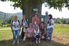 Trzeci dzień pielgrzymki do Kalwarii Pacławskiej 301 (46)