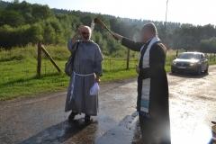 Trzeci dzień pielgrzymki do Kalwarii Pacławskiej 401 (101)