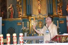 Trzeci dzień pielgrzymki do Kalwarii Pacławskiej 401 (102)