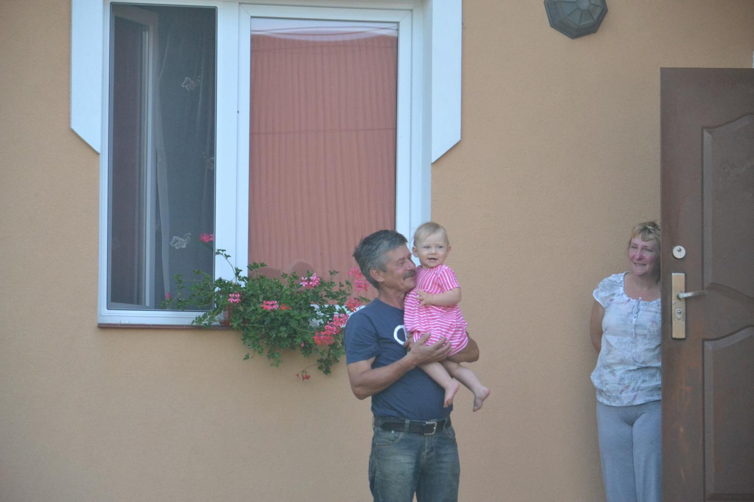 Drugi dzień pielgrzymki do Kalwarii Pacławskiej (05)