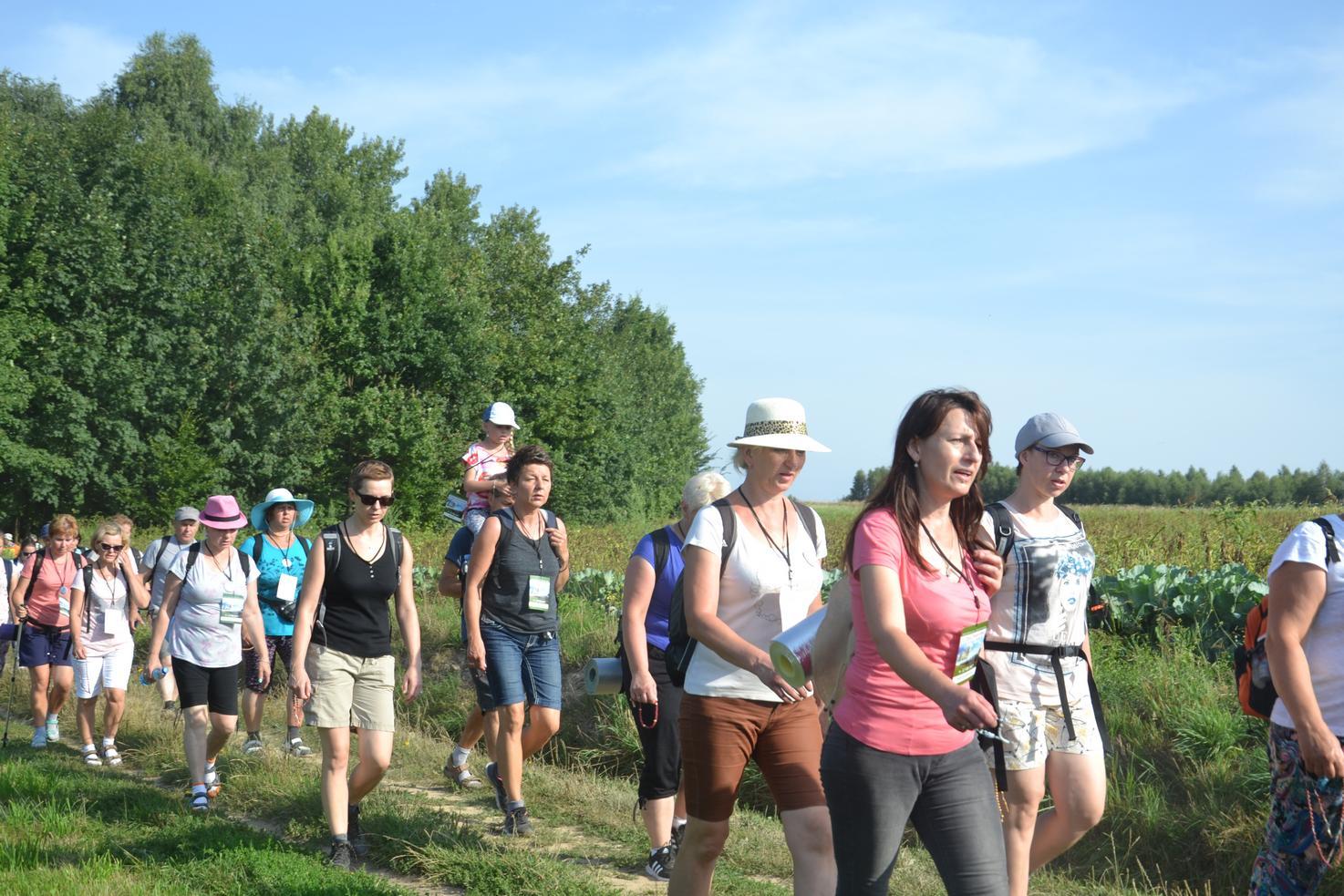 Drugi dzień pielgrzymki do Kalwarii Pacławskiej (14)