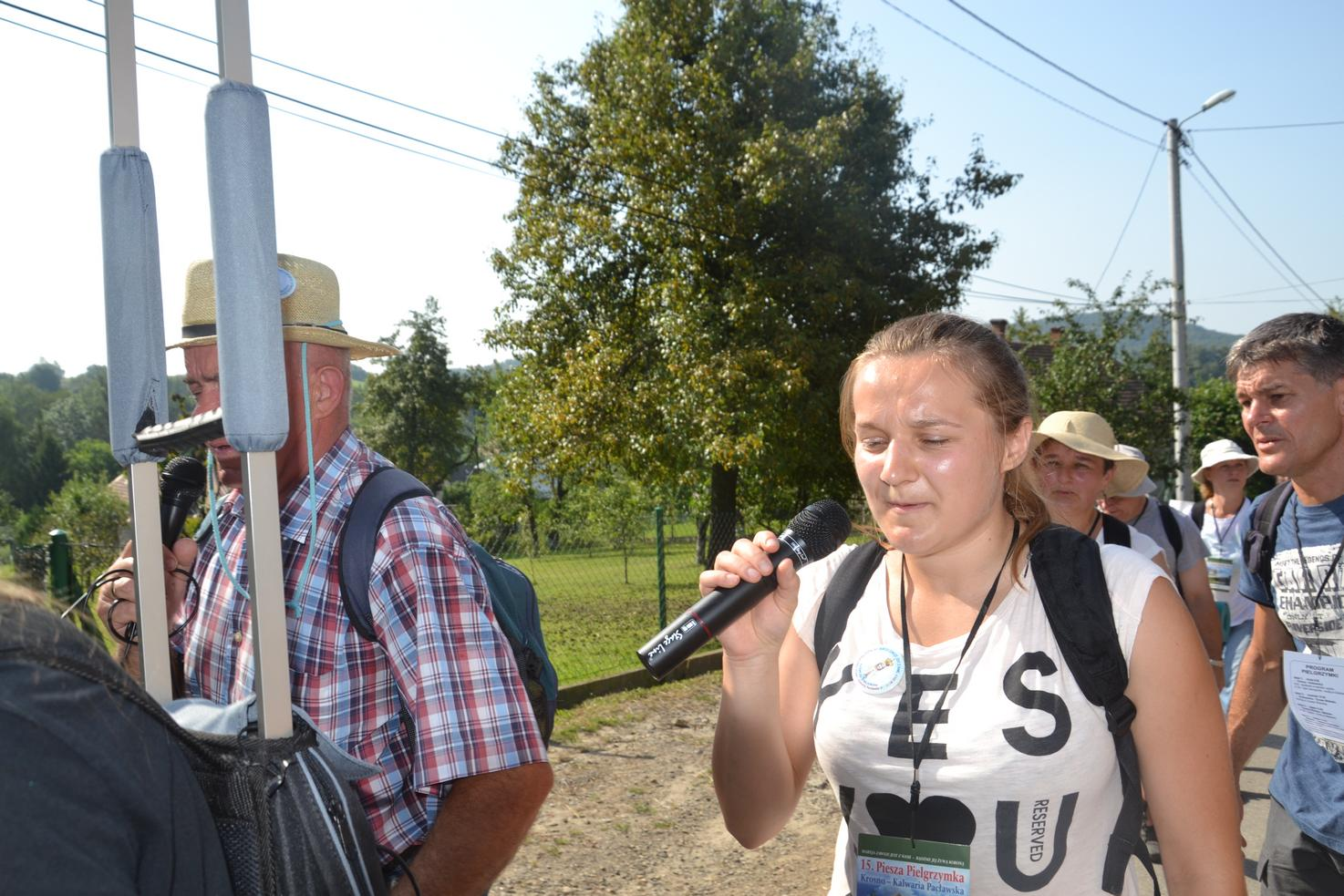 Drugi dzień pielgrzymki do Kalwarii Pacławskiej (21)