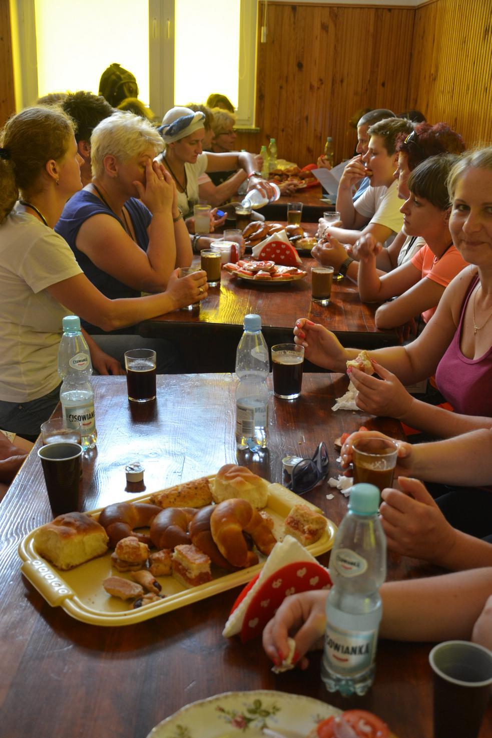 Drugi dzień pielgrzymki do Kalwarii Pacławskiej (25)