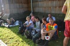Drugi dzień pielgrzymki do Kalwarii Pacławskiej (06)