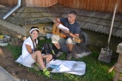 Drugi dzień pielgrzymki do Kalwarii Pacławskiej (08)
