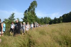 Drugi dzień pielgrzymki do Kalwarii Pacławskiej (12)