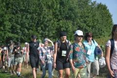 Drugi dzień pielgrzymki do Kalwarii Pacławskiej (15)