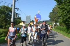 Drugi dzień pielgrzymki do Kalwarii Pacławskiej (17)