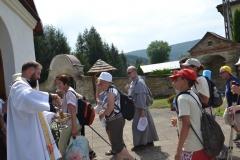 Drugi dzień pielgrzymki do Kalwarii Pacławskiej (37)