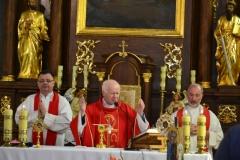 Drugi dzień pielgrzymki do Kalwarii Pacławskiej (41)