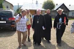 Drugi dzień pielgrzymki do Kalwarii Pacławskiej (43)
