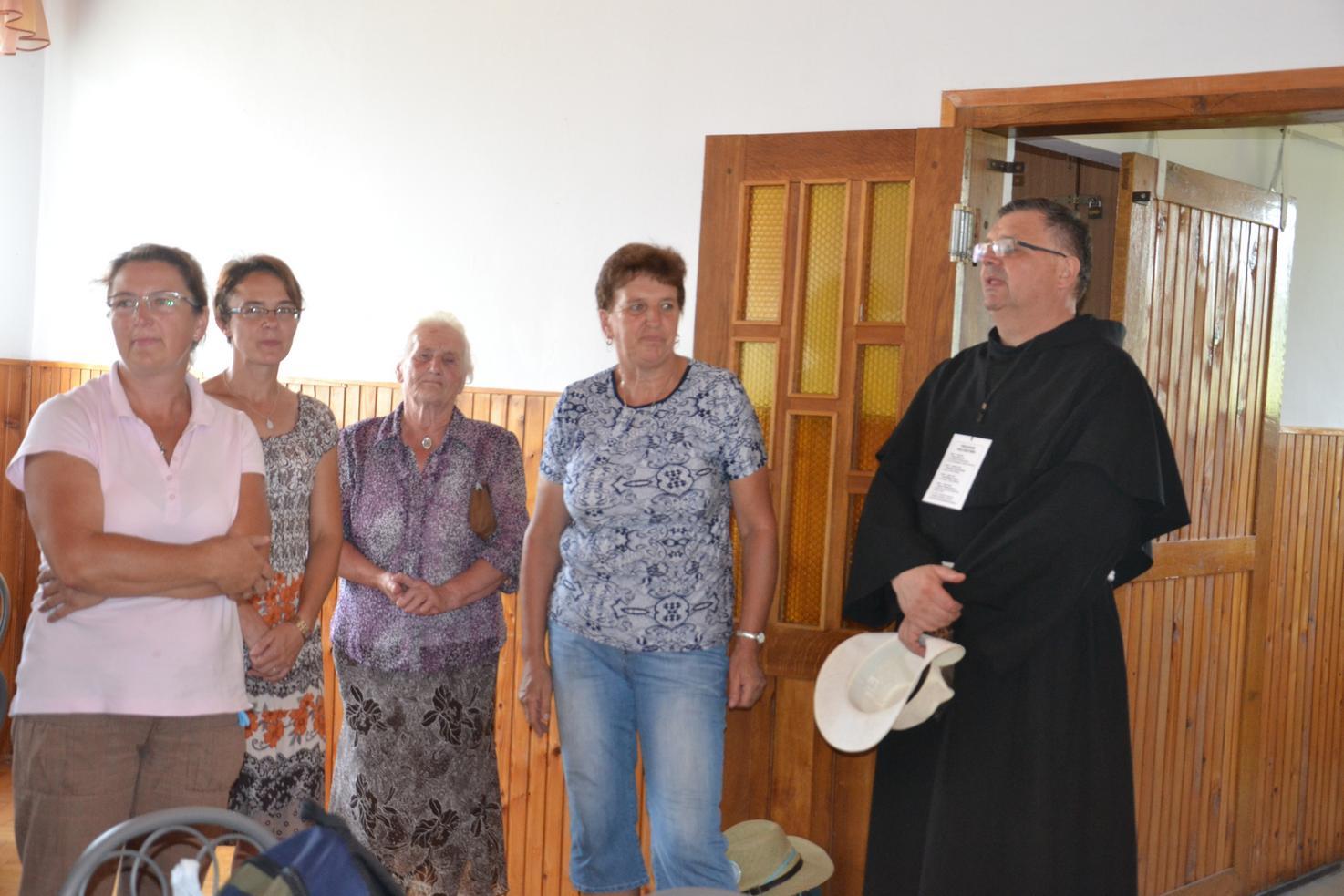 Pierwszy dzień pielgrzymki do Kalwarii Pacławskiej (118)